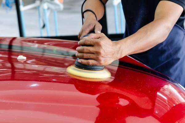 Car paint correction Bendigo